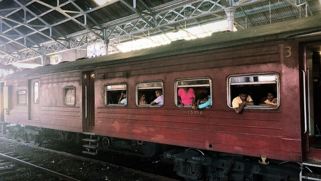 Trains in SL