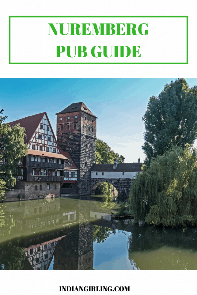 Nuremberg Pub Guide Pinterest