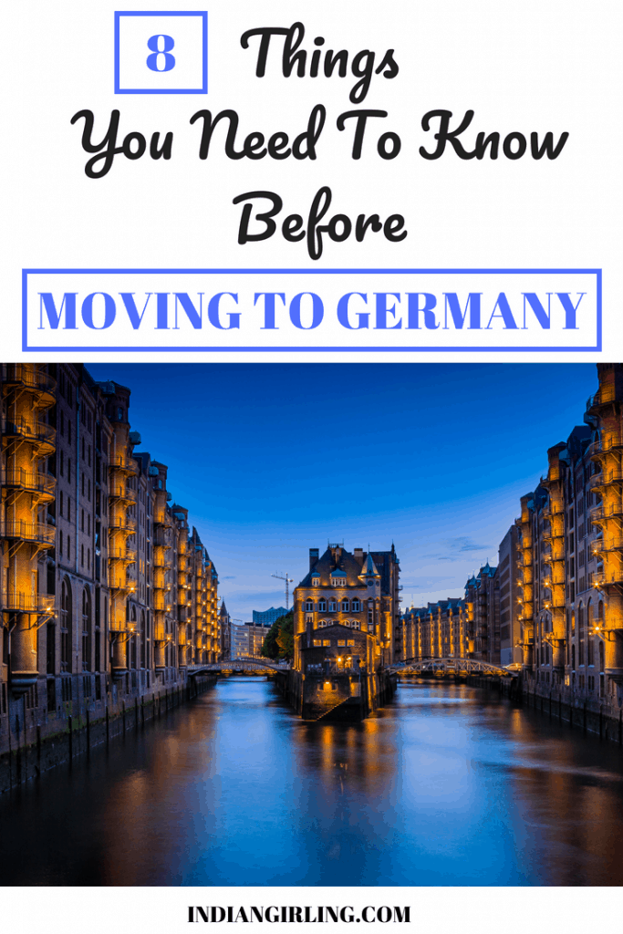 Things You Need To Know Before Moving To Germany Pinterest Image