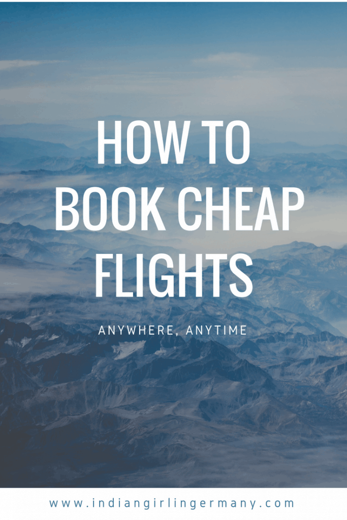 Image of How to Book Cheap Flight Tickets