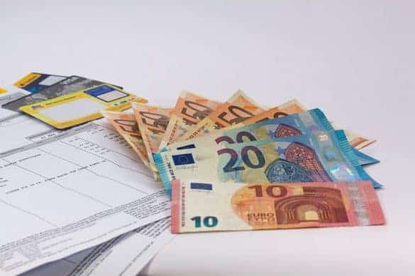 Image for Transfering Money Abroad