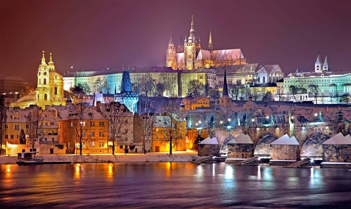 Prague Cheapest Countries to Visit List