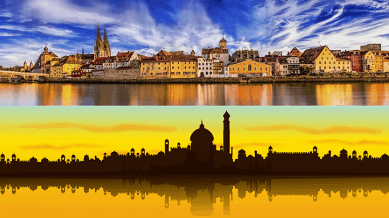 Life in Germany Compared to India – The Good, The Bad and The Ugly