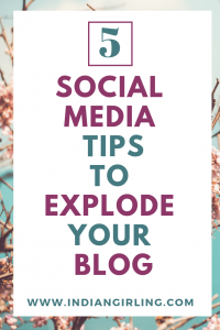 Social Media Tips Pinterest Image