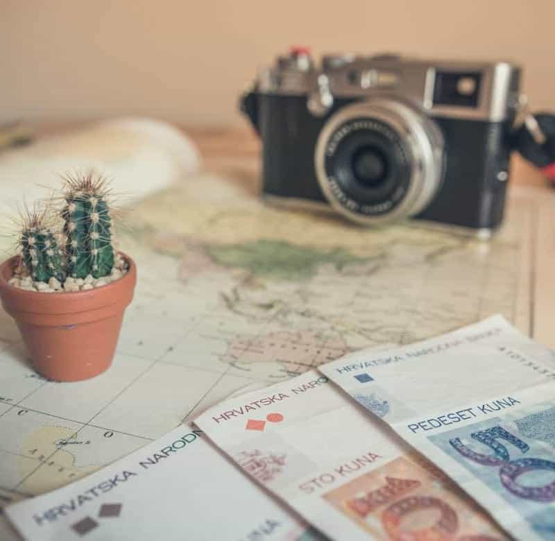 Travel Hacks For Saving Money Featured Image
