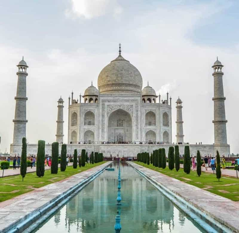 Best places to visit in india, agra