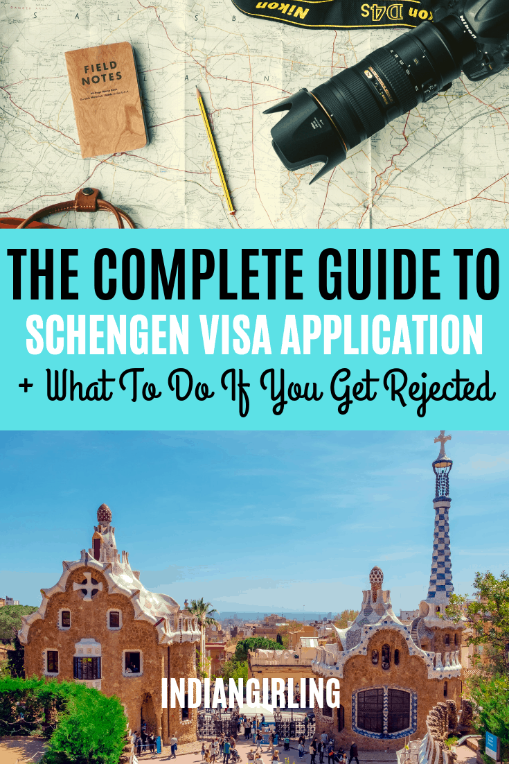 How to apply for a schengen visa from india - application tips
