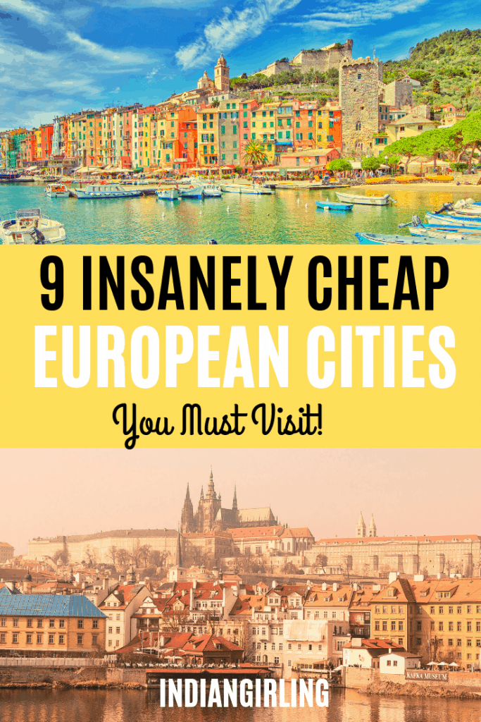 cheapest european cities pinterest image