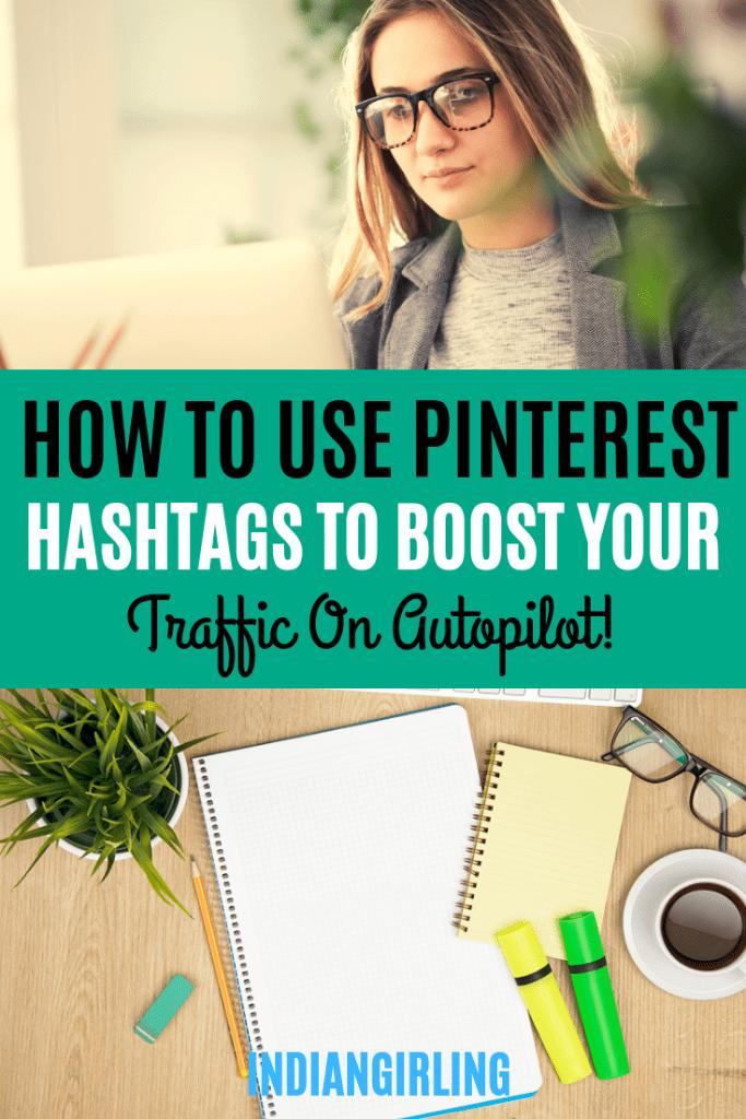 pinterest hashtags for boosting traffic pinterest image