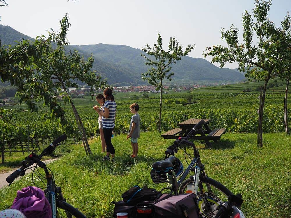 Danube Cycle Path - Adventure and Sunshine