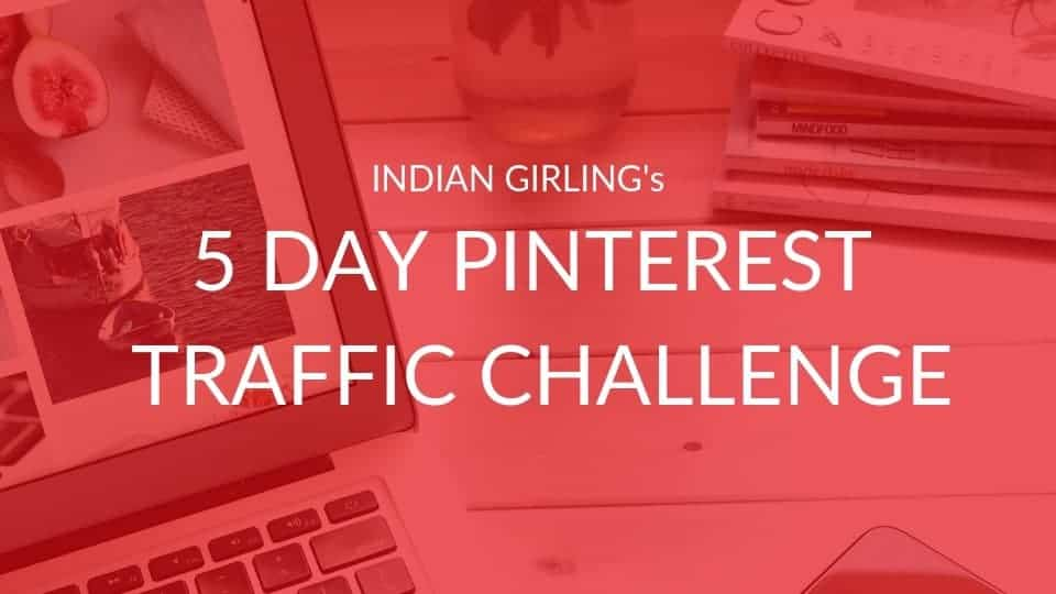 Pinterest Traffic Challenge Email course
