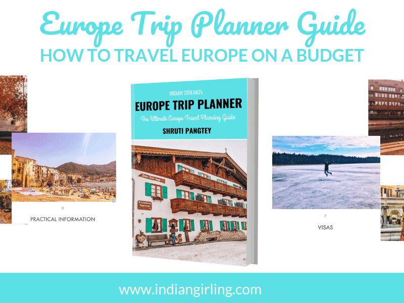 Europe Trip Planner Budget Guide