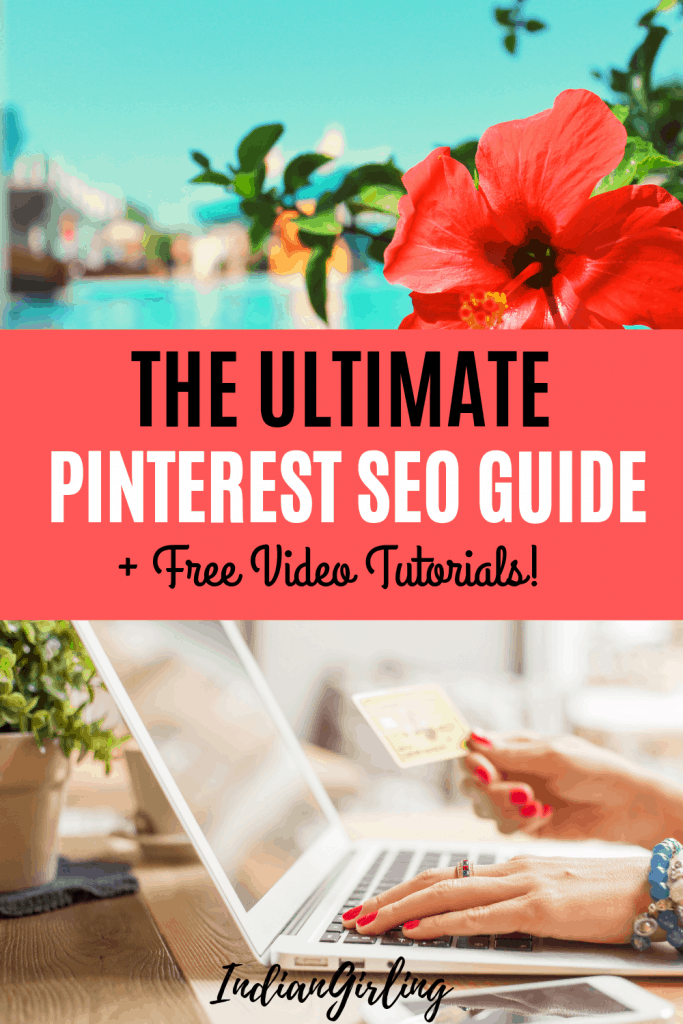 Pinterest SEO guide pinterest image