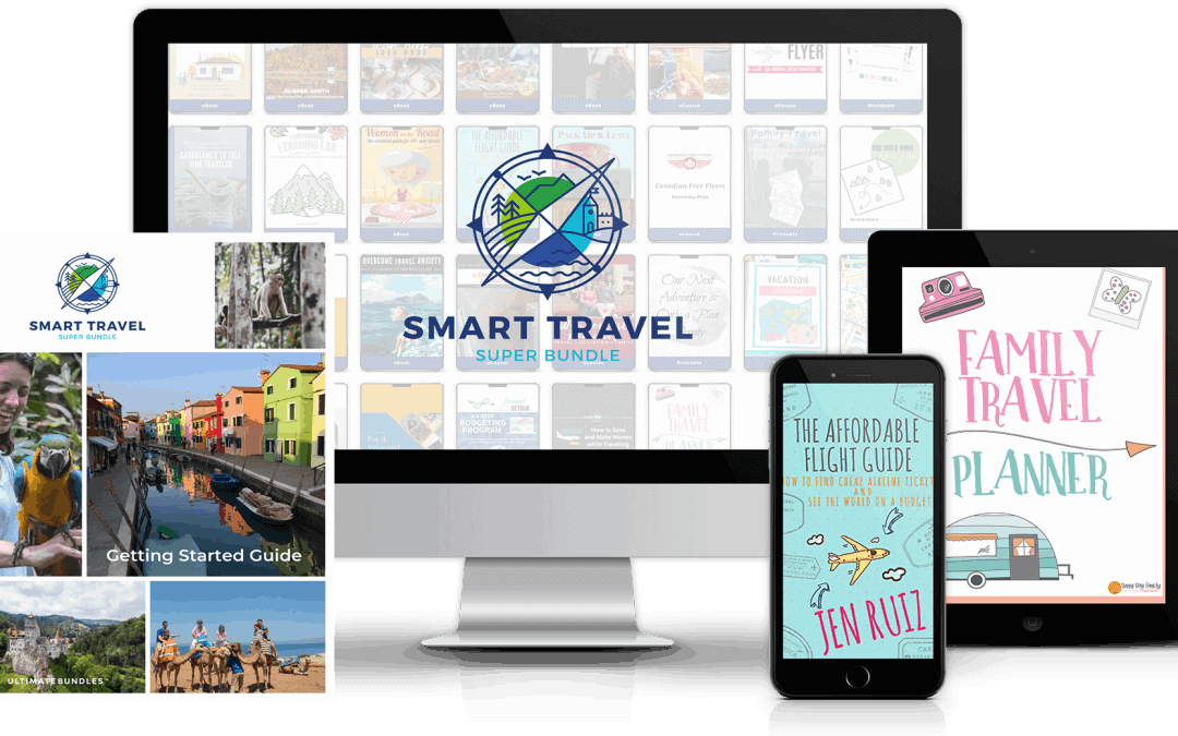 Everything You Need To Know About The Smart Travel Super Bundle