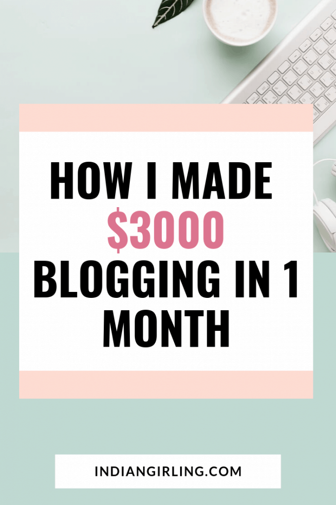 blog income report: how i made $3000 blogging in 1 month with my travel blog