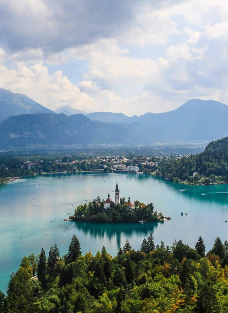slovenia itinerary : one week featured image