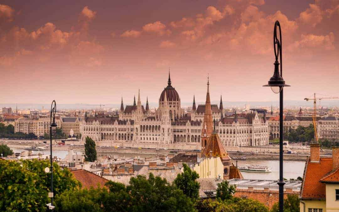 How To Spend A Weekend In Budapest