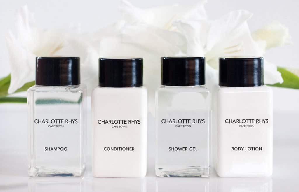 re-usable toiletry containers- packing list