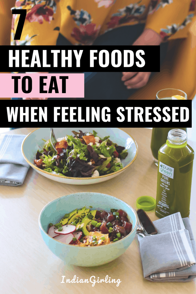 Foods that help with Stress