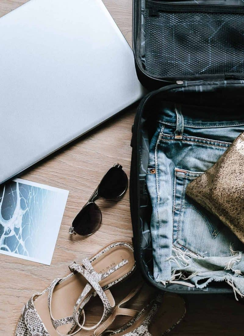 The Ultimate Responsible Travel Packing List