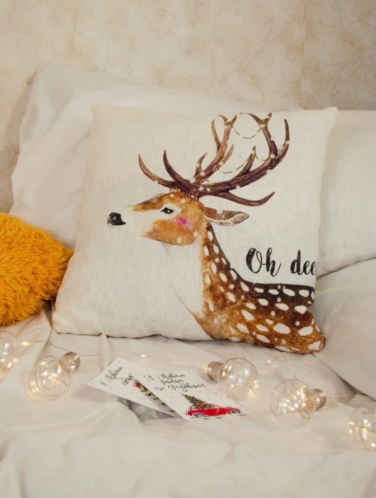 Festive Gifting- Throw pillows